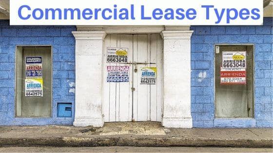 commercial lease types pros and cons