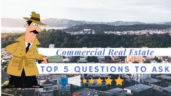 top 5 questions to ask CRE broker