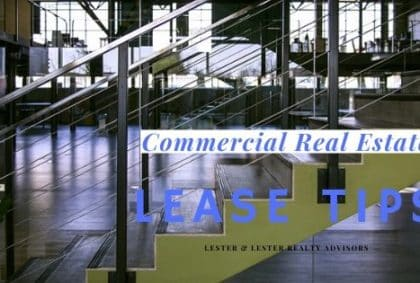 read top 10 commercial real estate lease tips